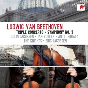 Beethoven Album - The Knights, Eric Jacobsen, Colin Jacobsen, Antti Siirala, Jan Vogler