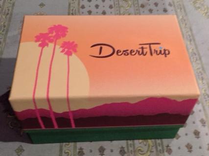 Desert Trip box