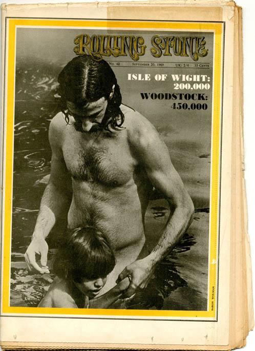 Rolling Stone Woodstock