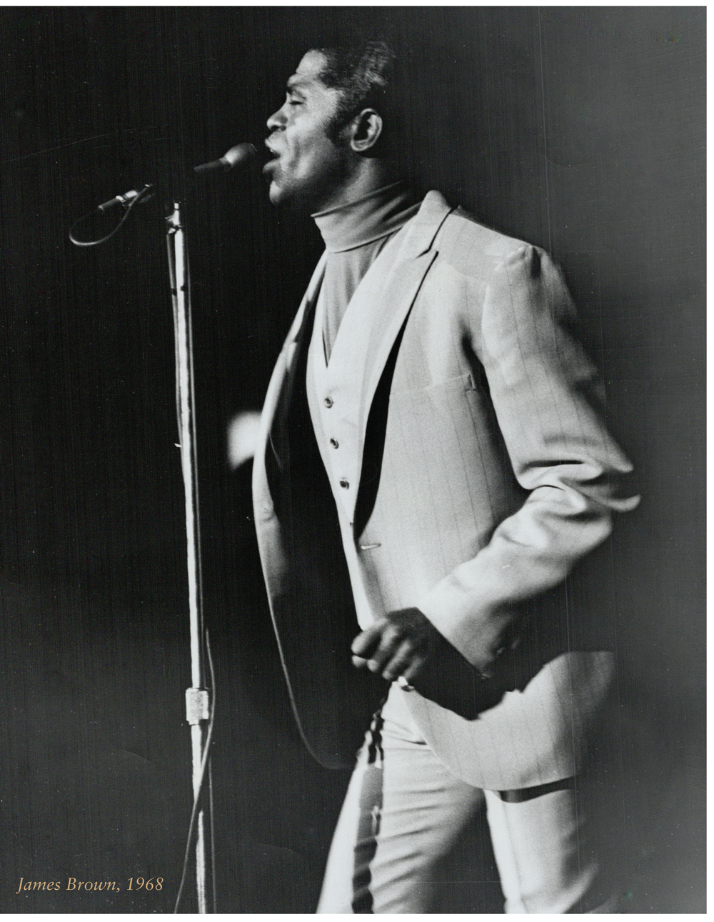 BMM YOUNG JAMES BROWN