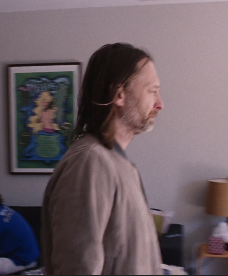 Thom Yorke in Daydreaming