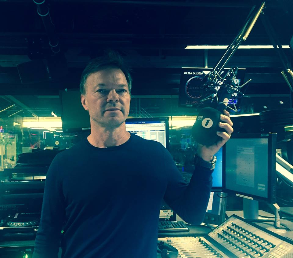 Hits daily double for Classic house pete tong