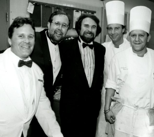 richard al and the chefs