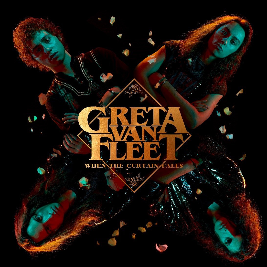 Greta Van Fleet When the Curtain Falls