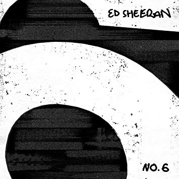 ed sheeran - no 6 collaborations