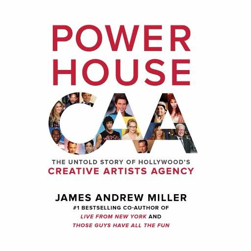 Powerhouse Jim Miller CAA book