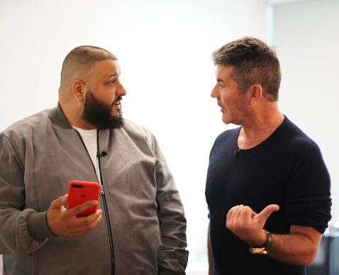 khaled and simon IG