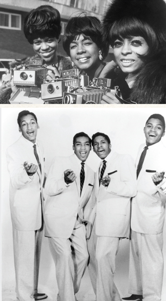 Supremes and Four Tops