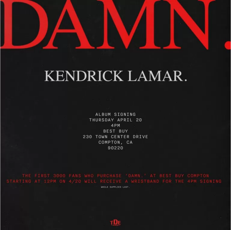 Kendricksigning