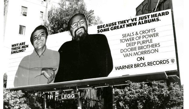 Joe Smith and Mo Ostin Billboard ad(1)