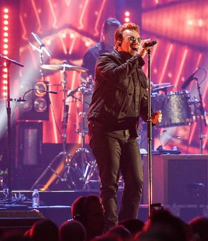 U2 iHeart Fest 2016