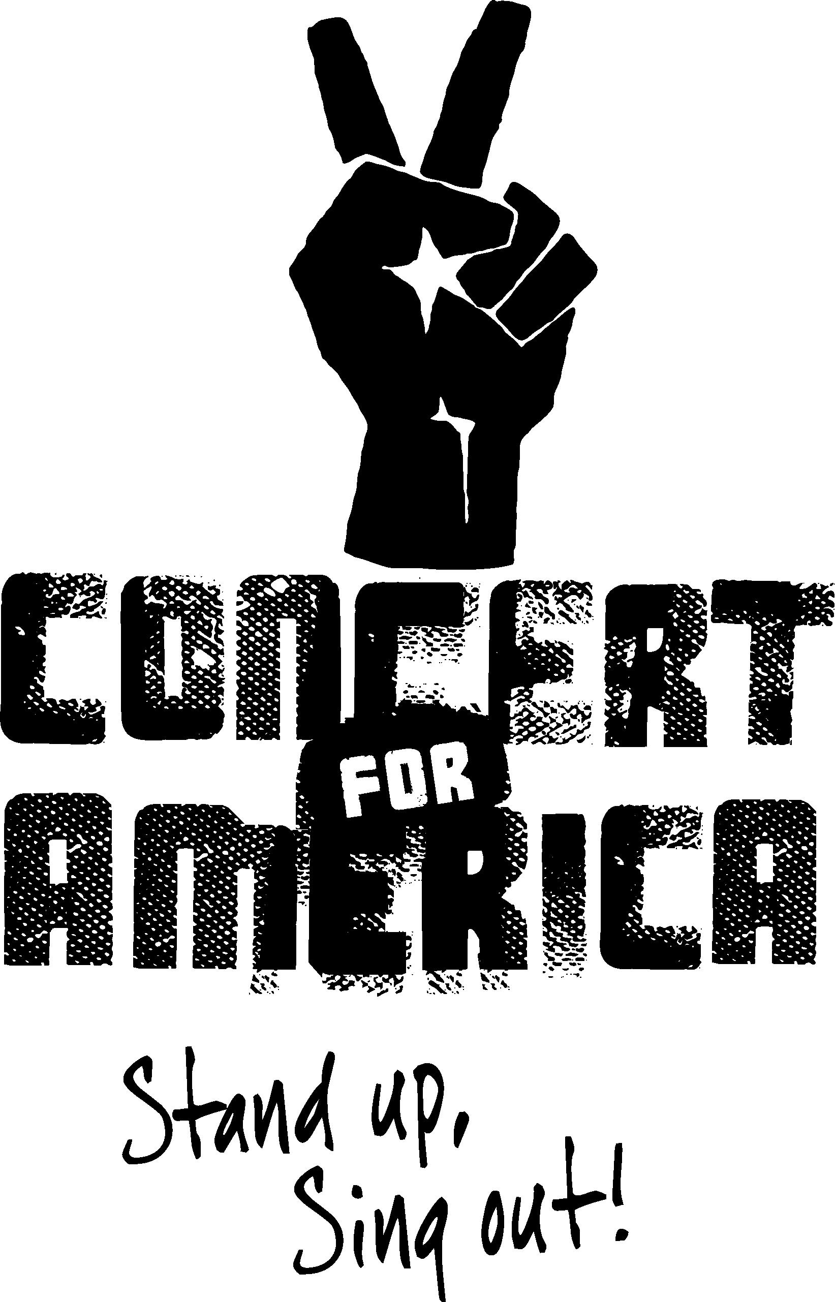 67c.ConcertForAmerica LogoTag monochrome 20170106