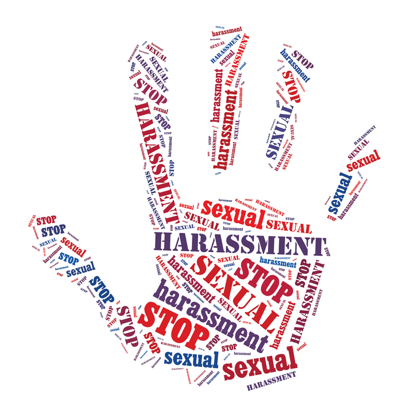 what is sexual harrasment Sexual harassment, if accomplished by acts that are crimes, can become a criminal matter.