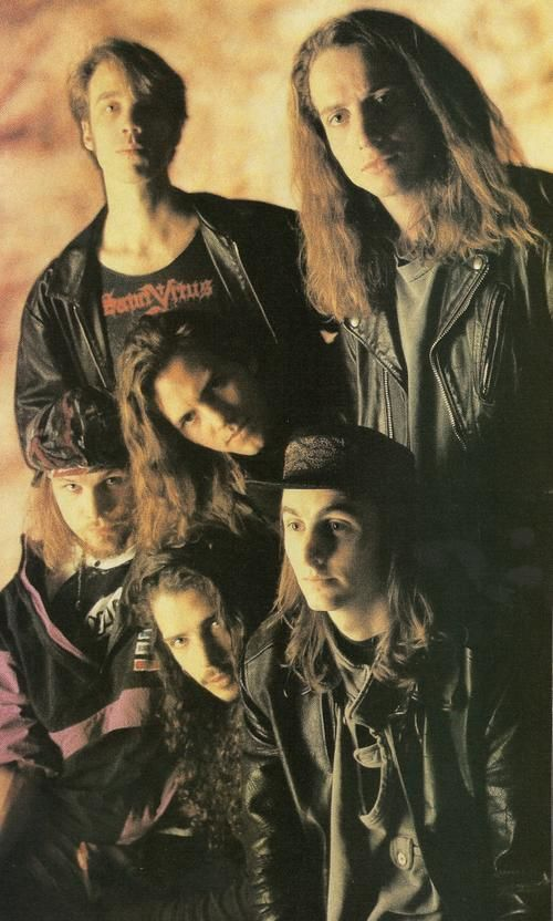 Temple of the Dog 1991