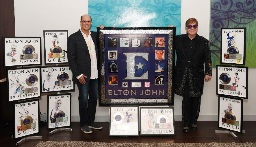 Bruce and Elton