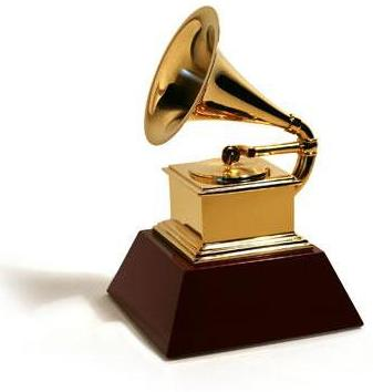 Latin Grammy Trophy