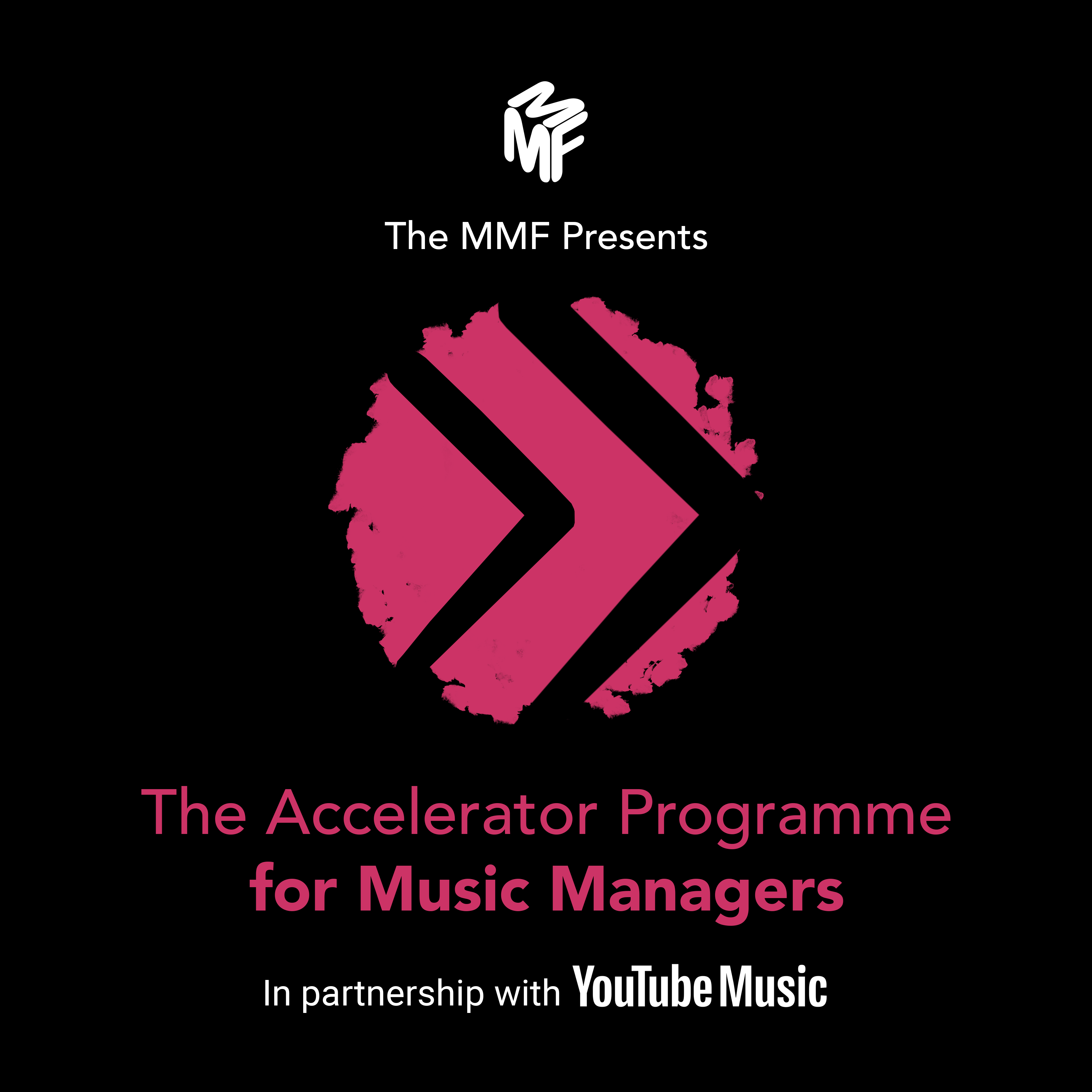 Accelerator Programme for Music Managers logo
