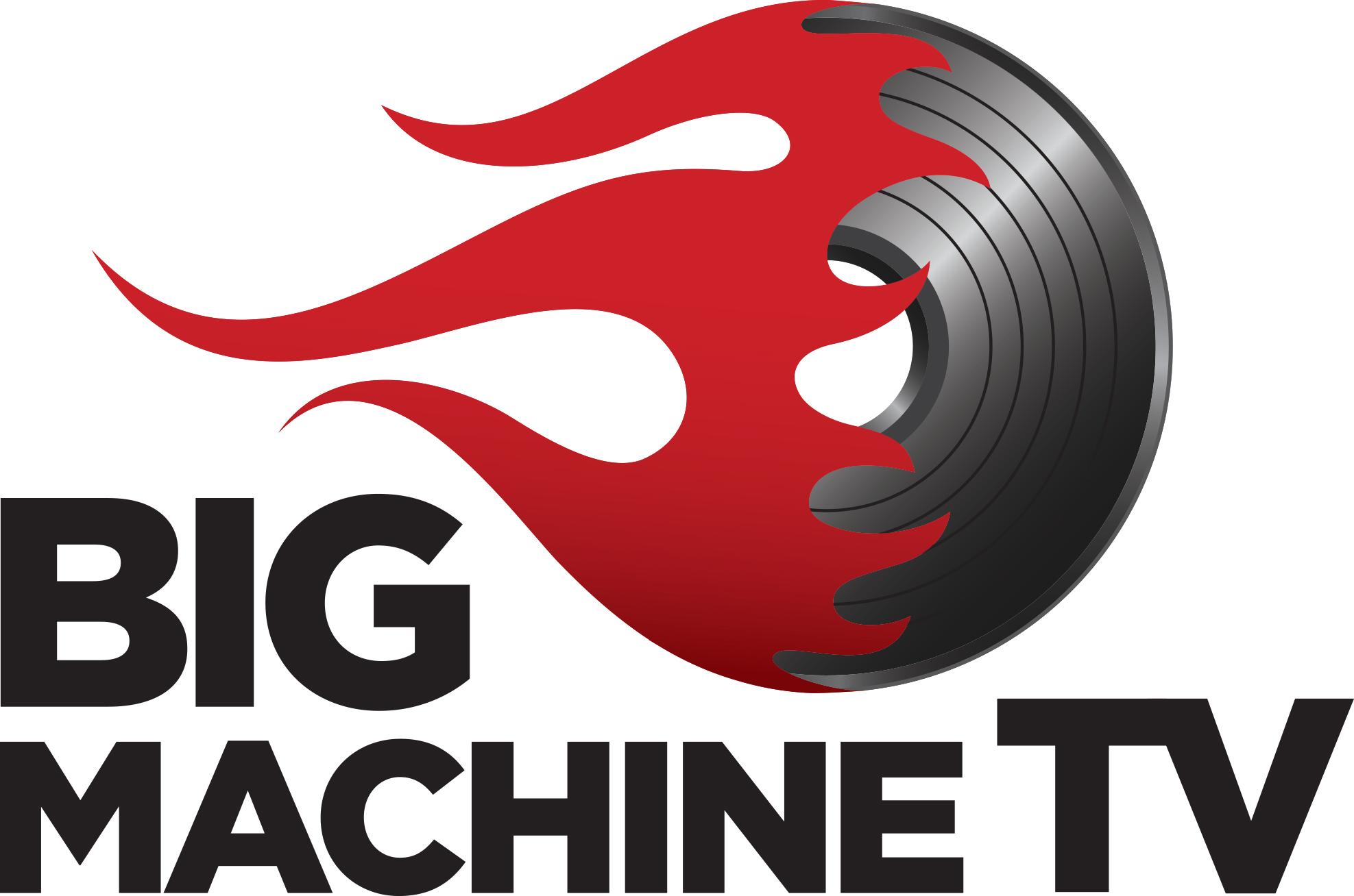 Big Machine TV Logo
