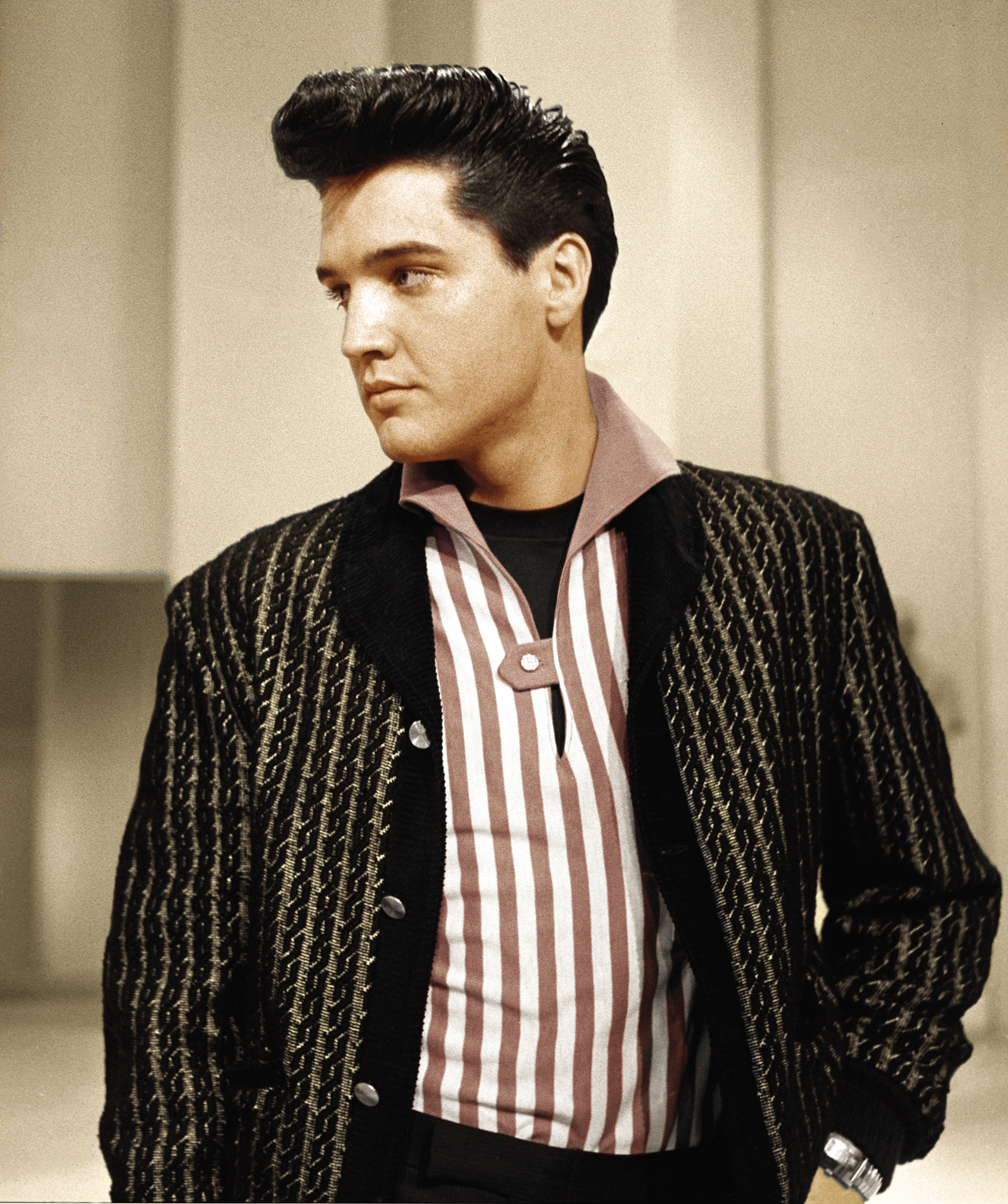 Elvis Presley 3 Copyright Elvis Presley Enterprises Inc