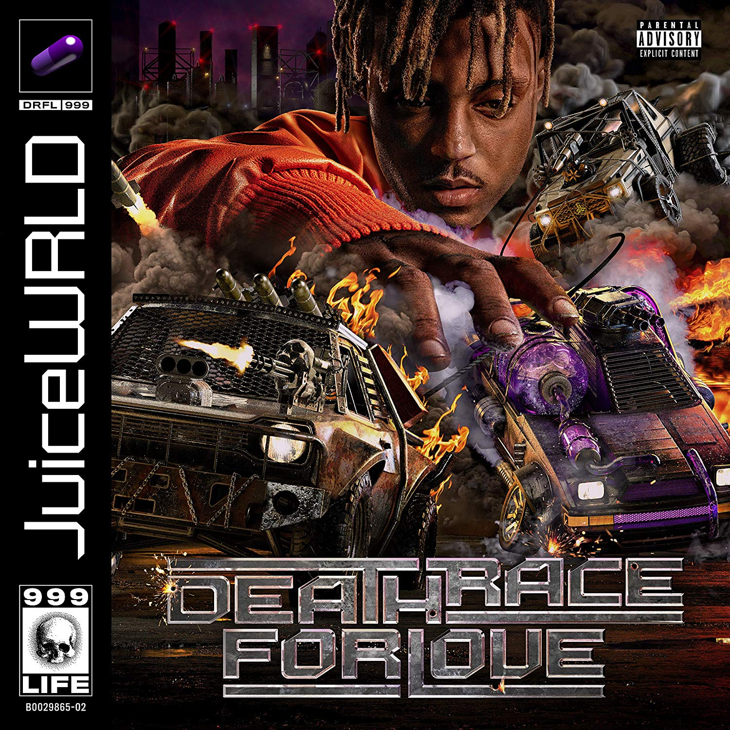 JUICE WRLD   DEATH RACE FOR LOVE