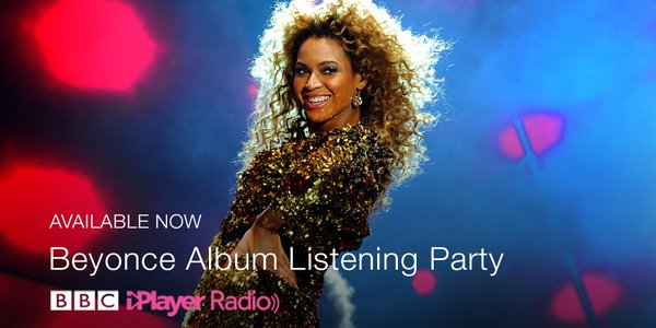 BBC Beyonce listening party