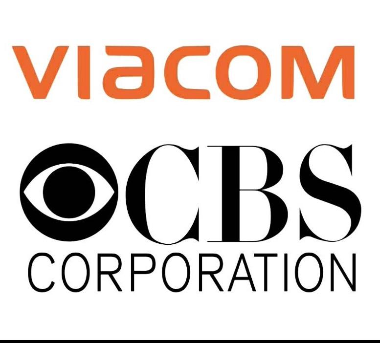 Viacom-CBS logos