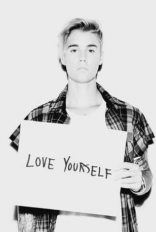 bieber love yrself