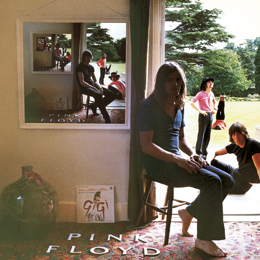 PFRLP4 Ummagumma --¬ Pink Floyd Music Ltd