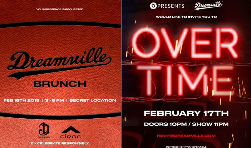 dreamville events