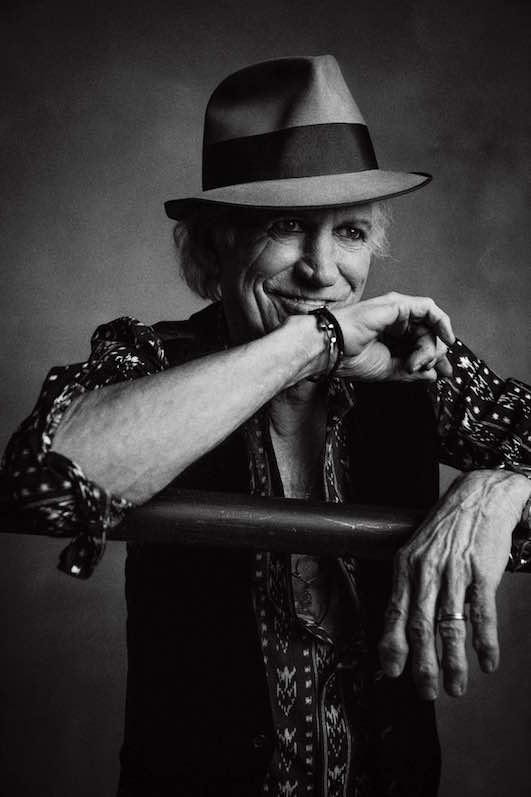 Keith Richards photo credit Inez & Vinoodh