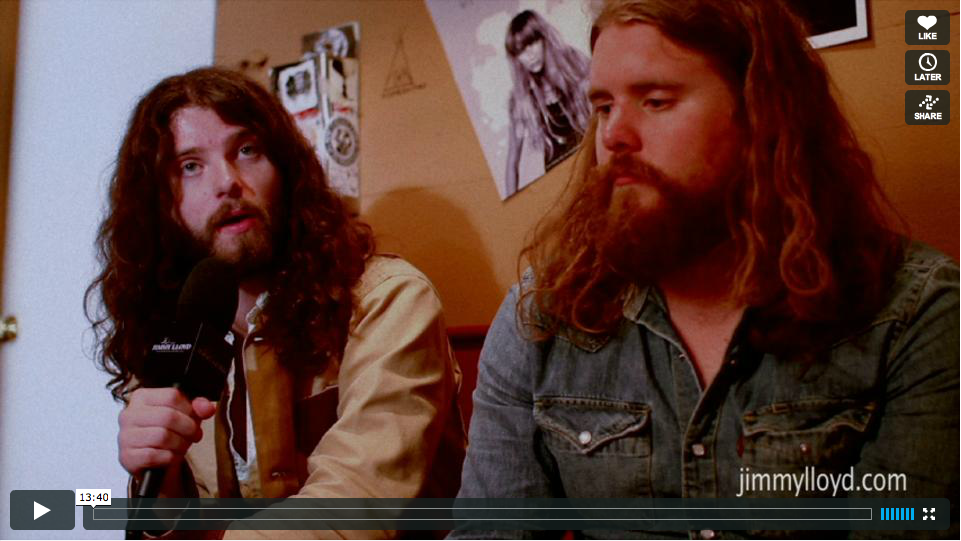 Episode 13- Segment 4 - The Sheepdogs Interview