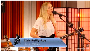 Episode 34 - Segment 4 - Clair Reilly-Roe performs
