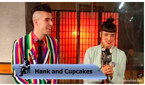 Episode 32- Segment 3 - Hank and Cupcakes interviewed