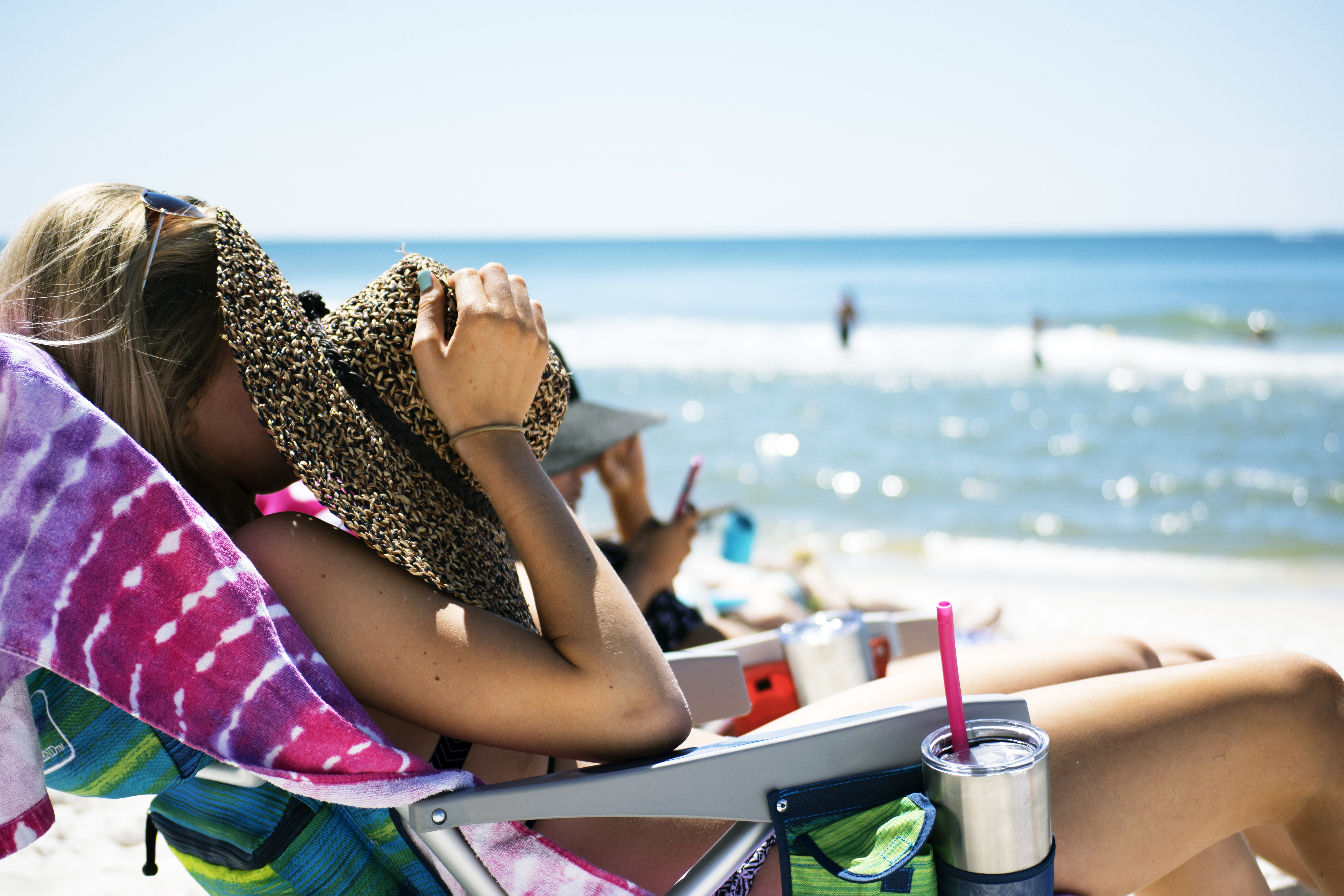 Sunscreen, SPF, UV Rays, and the Skin Microbiome