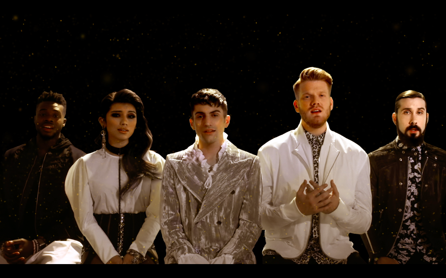 [OFFICIAL VIDEO] Can't Help Falling in Love – Pentatonix   PTXofficial