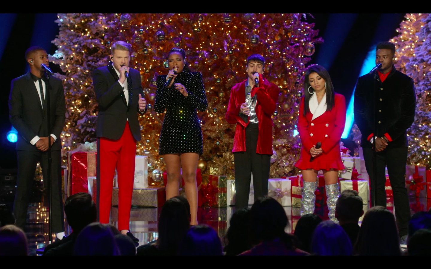 HOW GREAT THOU ART - PENTATONIX FEATURING JENNIFER HUDSON