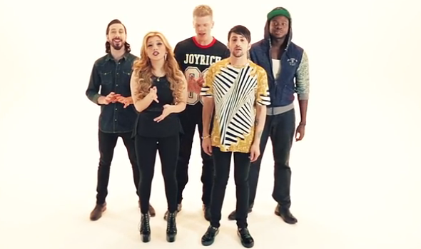 [OFFICIAL VIDEO] Problem - Pentatonix (Ariana Grande Cover)