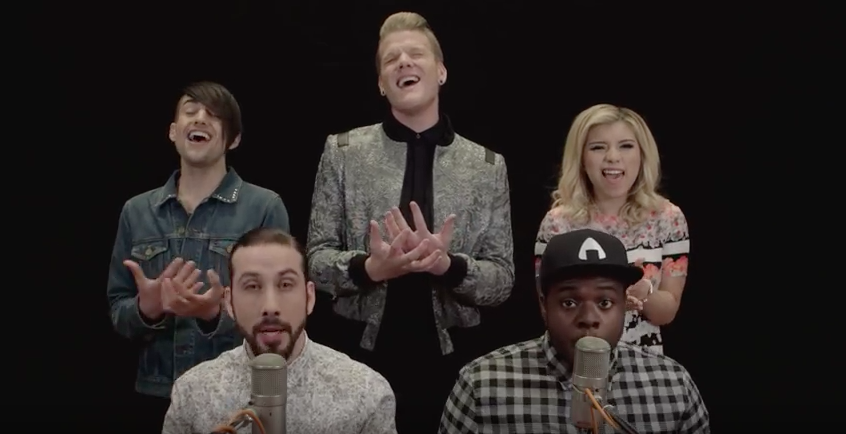 Evolution of Michael Jackson - Pentatonix