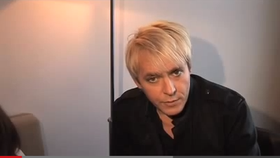 Ask Katy Q&A by Nick Rhodes