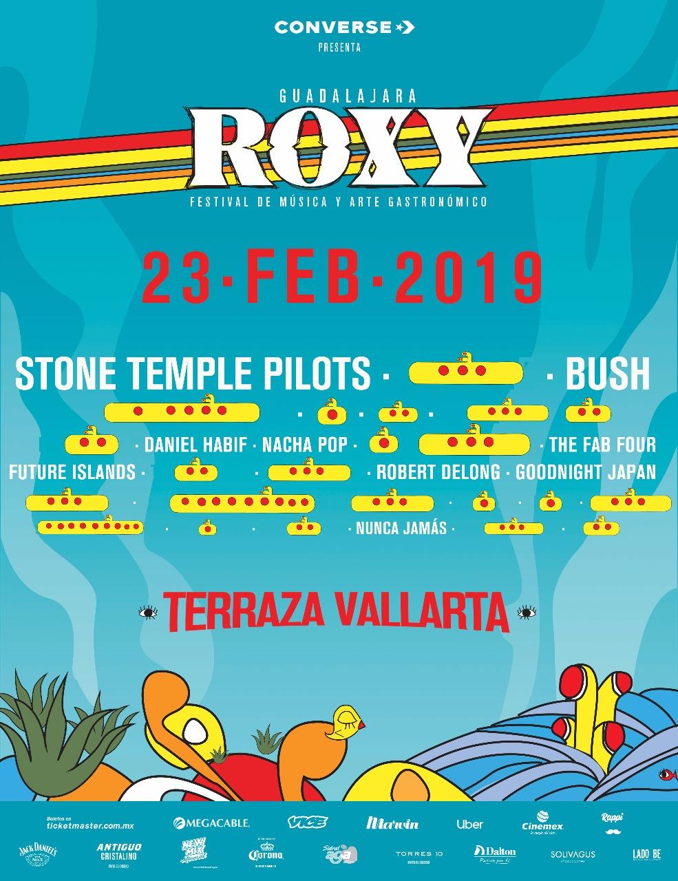 Guadalajara Roxy Festival February 23 2019 Guadalajara