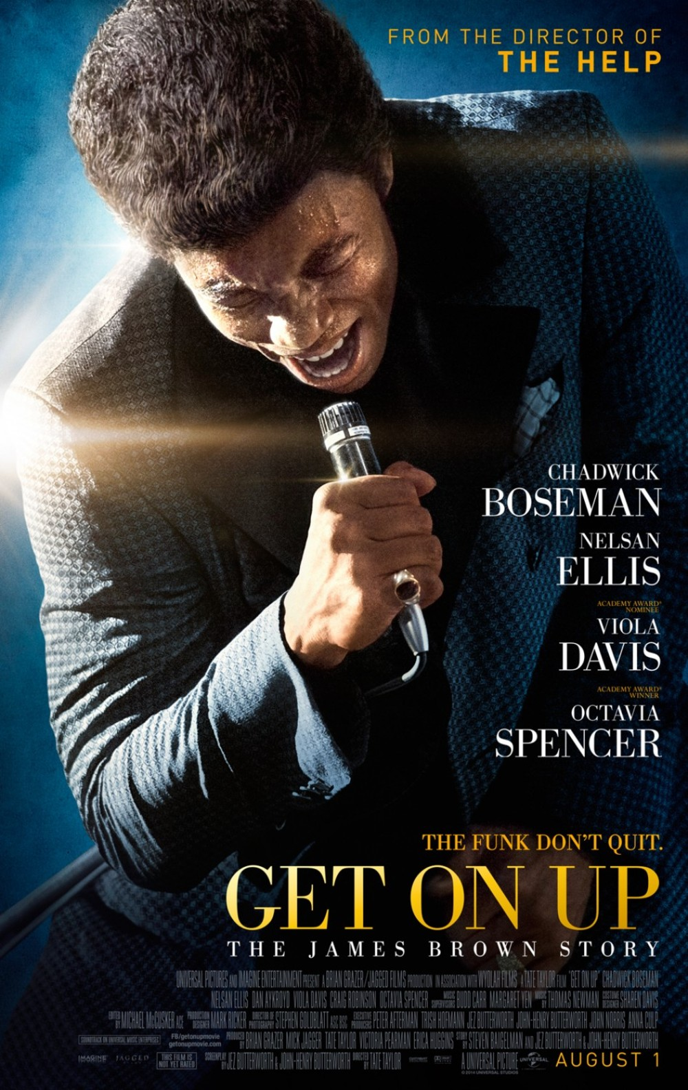 Silver Sessions | Get On Up Trailer | Silver Sessions