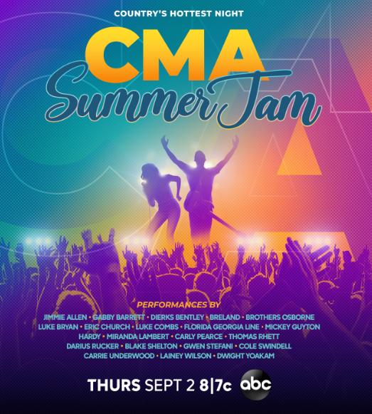 CMA SUMMER JAM 2021