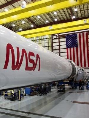 NASA revived logo
