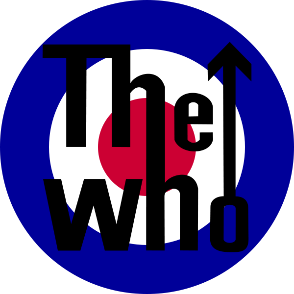 The Who Logo svg
