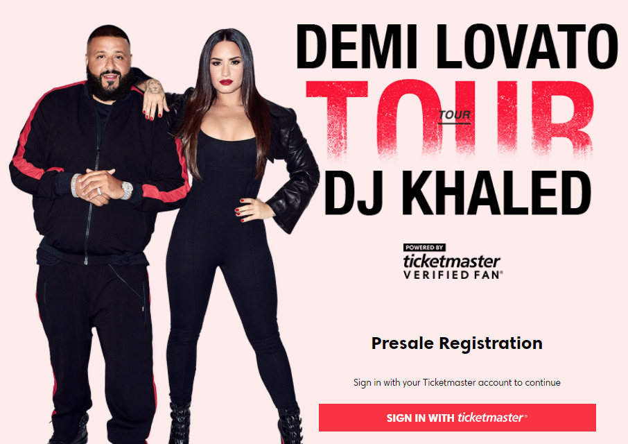 HITS Daily Double : Rumor Mill - DEMI HITTING THE ROAD WITH