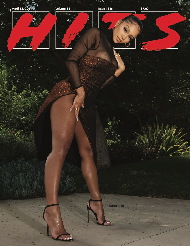 Saweetie cover 1316