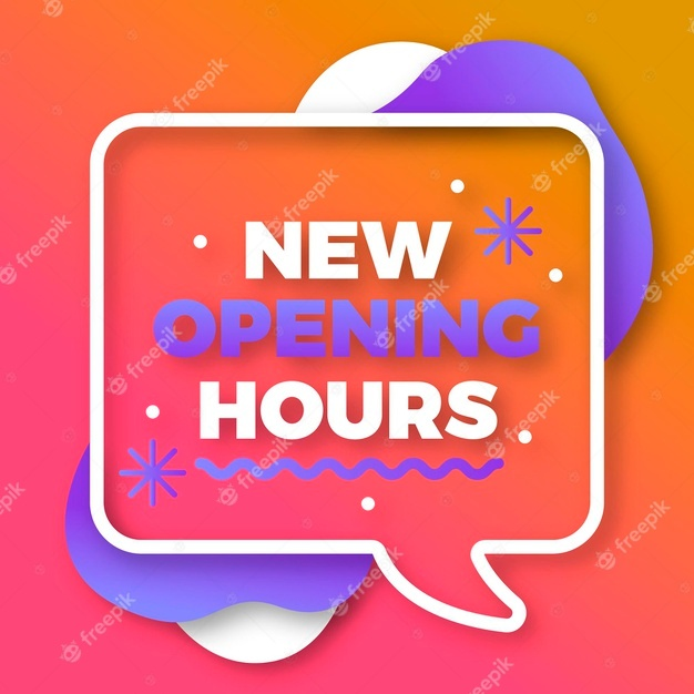 creative-new-opening-hours-sign-gradient 23-2148834984