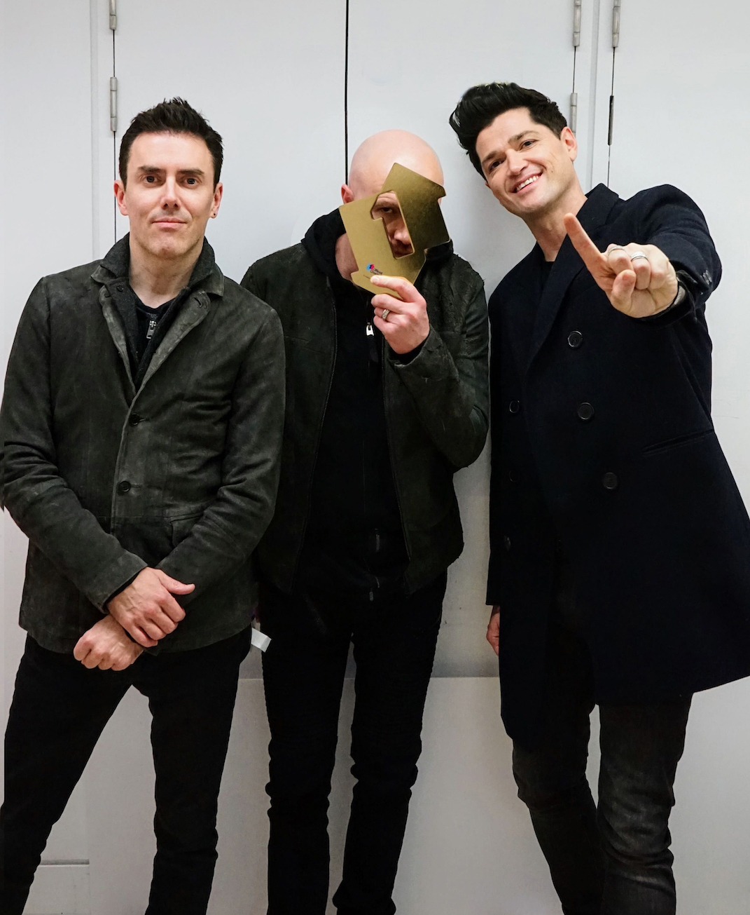 The Script Sunsets & Full Moons Number 1 Award PRESS