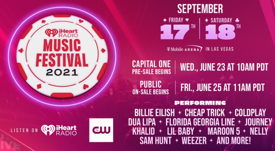 iheart festival 2021