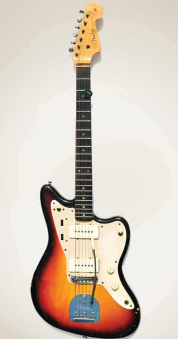 Tom Verlaine Fender Jazzmaster